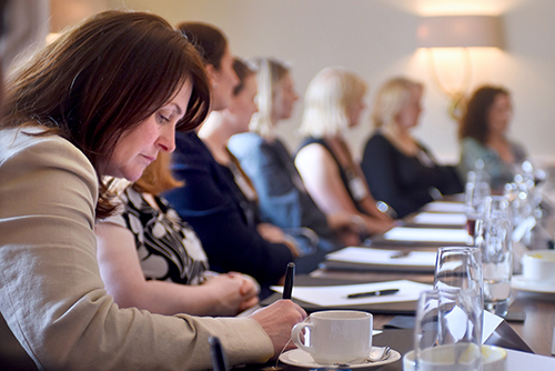 Edinburgh Chamber of Commerce with Liz McAreavey