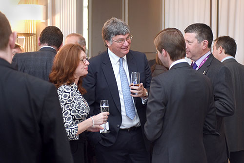 Edinburgh Chamber of Commerce with Keith Williams, British Airways