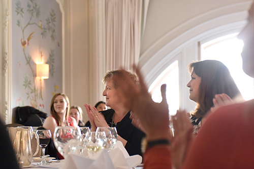 edinburgh chamber of commerce,inspiring women in business