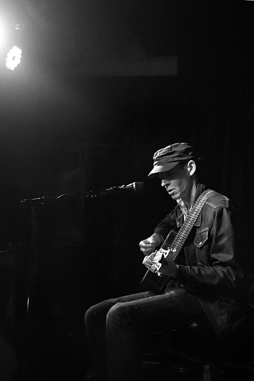 Allan Grant, Troubadour Blues, The Jazz Bar, Edinburgh