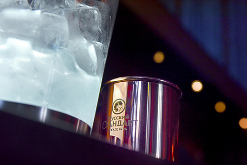 Russian Standard Vodka Hub Sessions, Edinburgh Festival.
