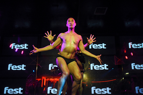 Fest Magazine Launch with Russian Standard  Vodka