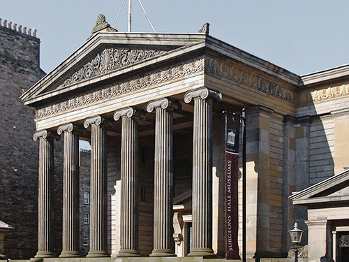 Surgeons Hall, Edinburgh