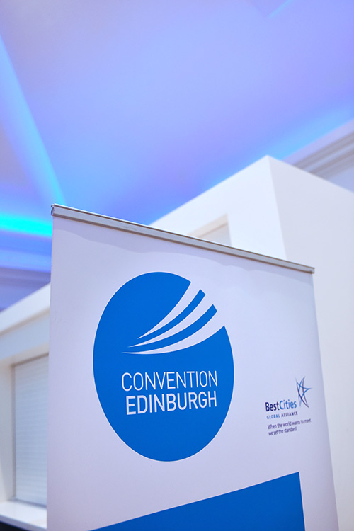 convention edinburgh, event photography