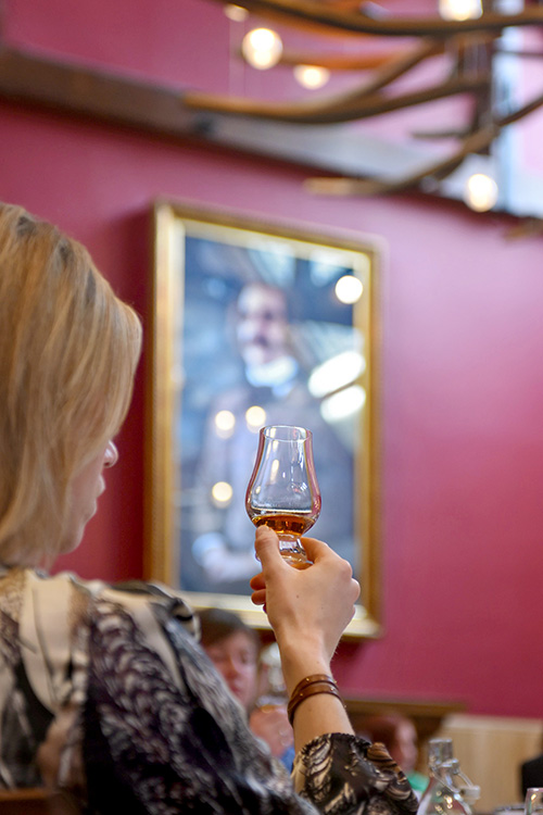 Scotch Whisky Experience, event photography edinburgh