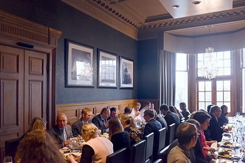 Bonham hotel edinburgh, corporate event photography edinburgh; edinburgh chamber of commerce