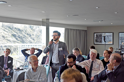 Spectator Events Breakfast Club at DoubleTree Hilton Edinburgh