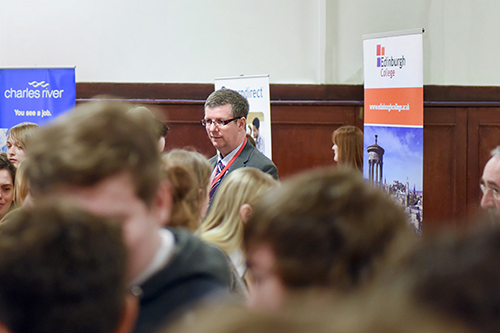 Developing the Young Workforce Roadshow for Edinburgh, Midlothian and East Lothian