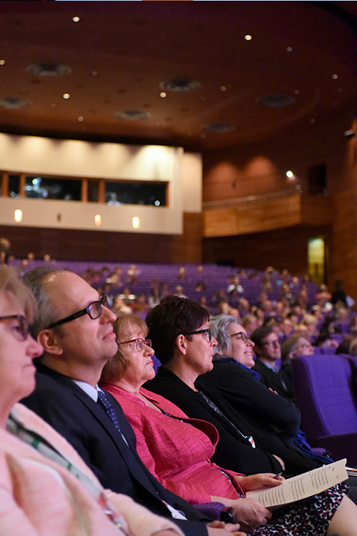 EURORDIS 2016 Conference at the EICC
