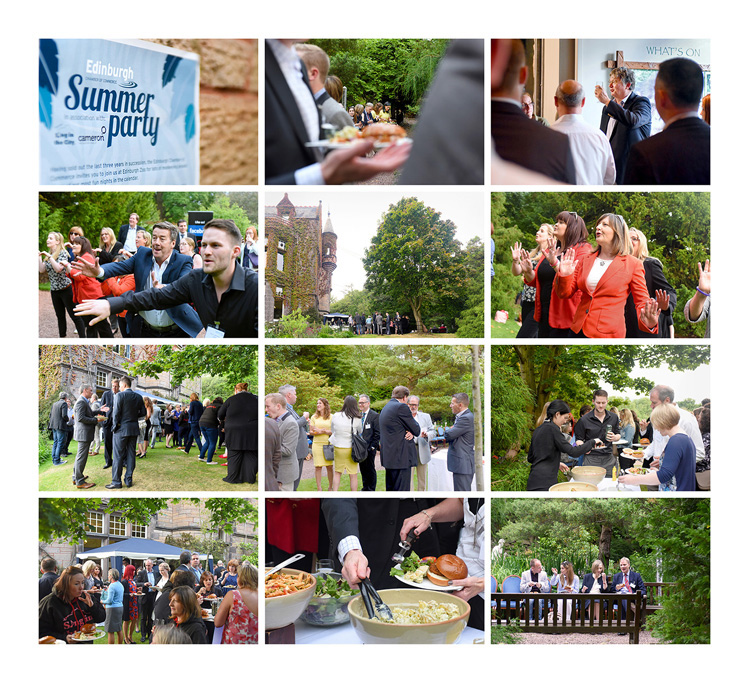 Conference and Event Photography at edinburgh zoo. edinburgh chamber of commerce summer party