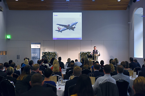 event photography at our dynamic earth, edinburgh