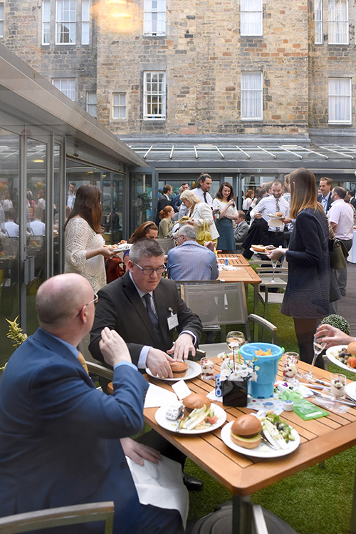 Edinburgh Chamber of Commerce Event Images. Roxburghe Hotel Edinburgh