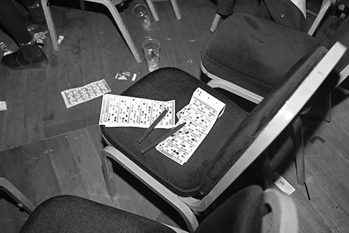 rebel bingo at the edinburgh festival event photo