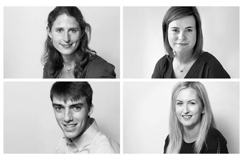 corporate headshots for edinburgh chamber of commerce