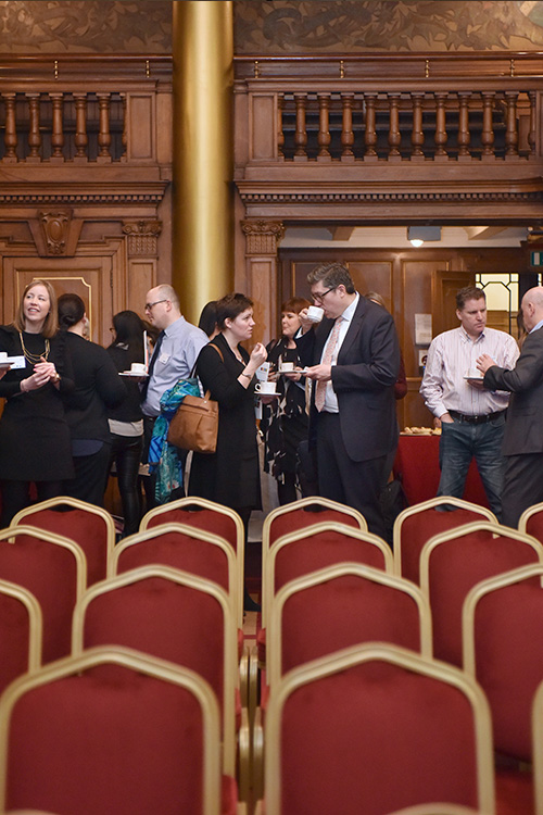 Edinburgh City Chambers - Edinburgh Business Conference 2017