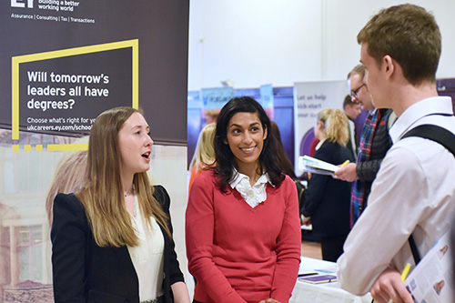 Developing the Young Workforce Roadshows 2017