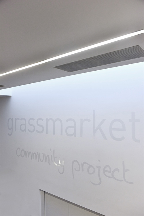 grassmarket community centre event and meeting spaces - interior photography edinburgh