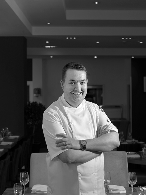 Alan Dickson, Hotel Chef of the Year 2017