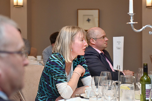 Edinburgh Chamber of Commerce, Premier Series Dinner with Chris van der Kuyl