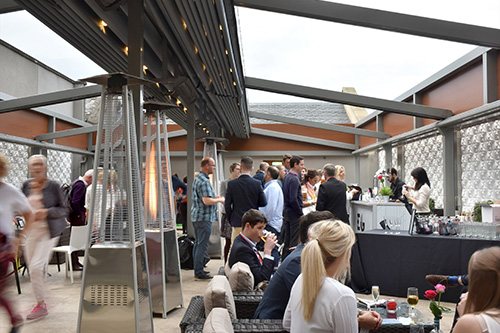 Edinburgh Chamber of Commerce Summer Party