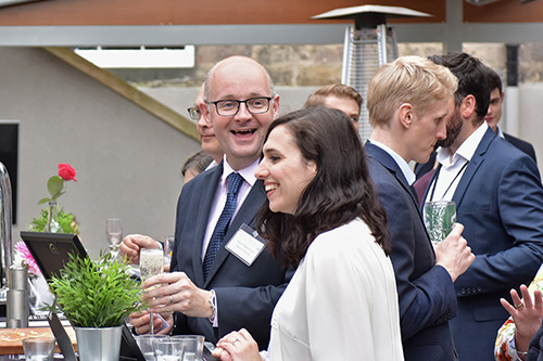 Edinburgh Chamber Summer Party at The Place