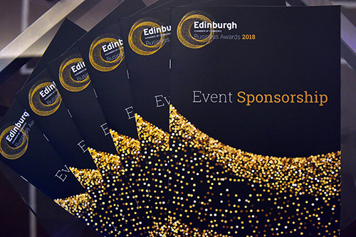Edinburgh Chamber Business Awards 2018 Launch