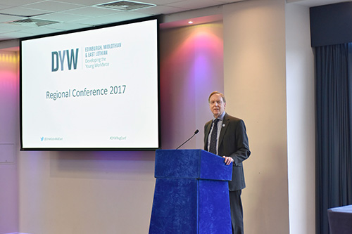 Developing the Young Workforce Annual Conference 2017