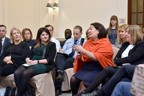 An Audiance with Kezia Dugdale